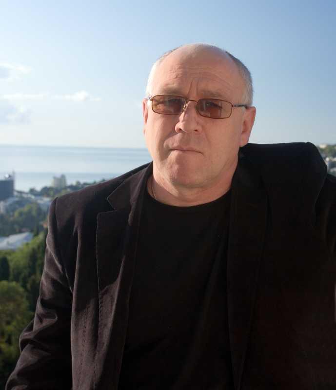 Ю.Буряк (липень 2009 р.)